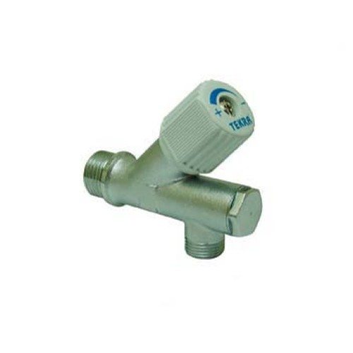 Filtered Angle Valve