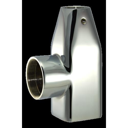 35 mm Ceramic Disc Cartridge Sultan Mixer Faucet Body (Chrome Plated)