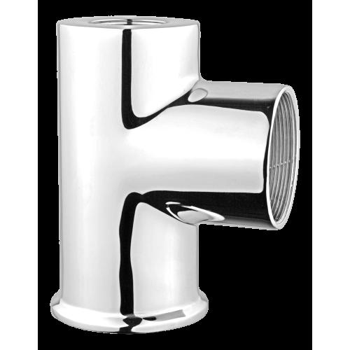 40 mm Ceramic Disc Cartridge Luna Mixer Faucet Body (Chrome Plated)
