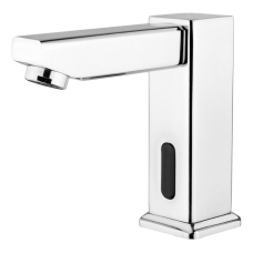 Square Photocell Sink Faucet