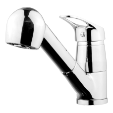 Pull-Out Sprayer Kitchen Mixer Faucet