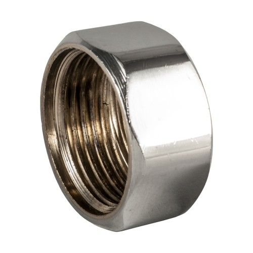 """3/4"""" Faucet Nut (Chrome Plated)"""