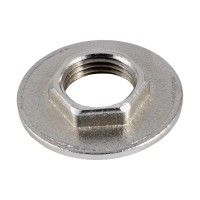 """1/2"""" Faucet Shank Nut (Chrome Plated)"""