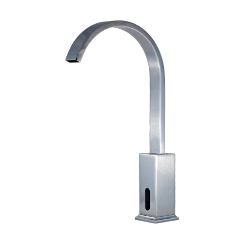 Square Spout Photocell Sink Faucet