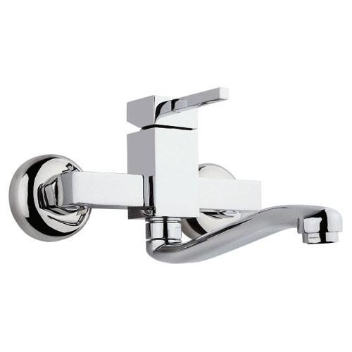 Square Mixer Shower Faucet