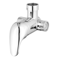Temperature Control Mixing Valve For Sensor Touchless Faucet
