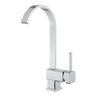 Buse Square Mixer Kitchen Faucet