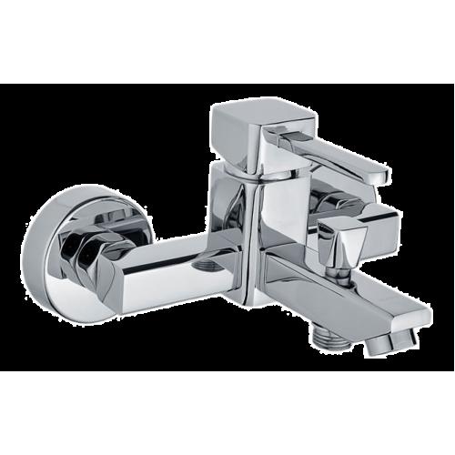 Buse Square Mixer Shower Faucet