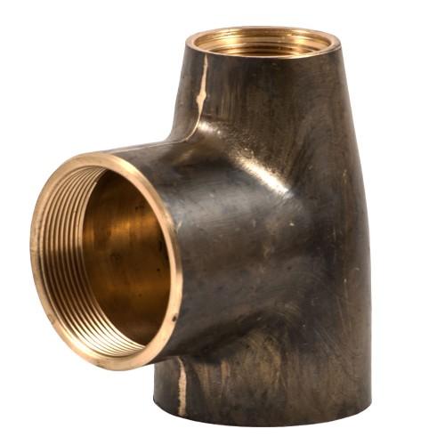 35 mm Ceramic Disc Cartridge Conic T-Body Mixer Faucet Body