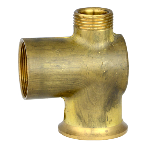 35 mm Ceramic Disc Cartridge Delta Mixer Faucet Body (Threaded)